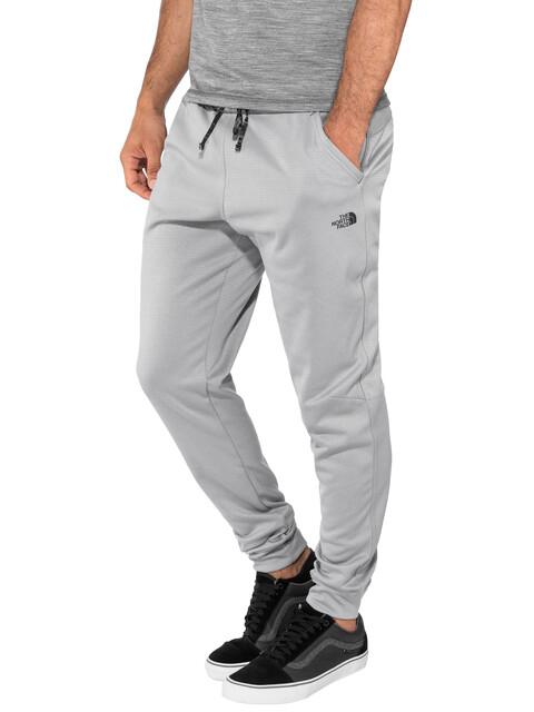 The North Face Train N Logo - Pantalones largos running Hombre - gris